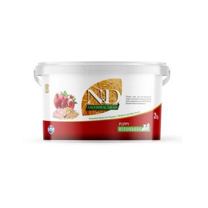 N&D Chicken & Pomegranate Medium Maxi-Puppy - 3