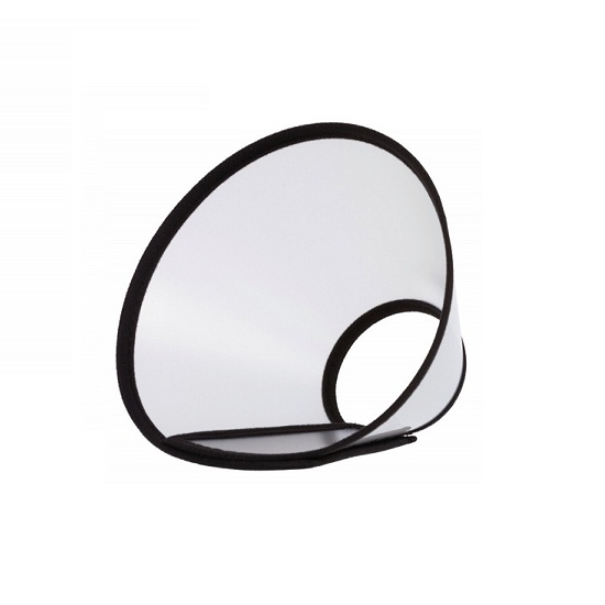 Protective Collar with hook and loop fastener - 1