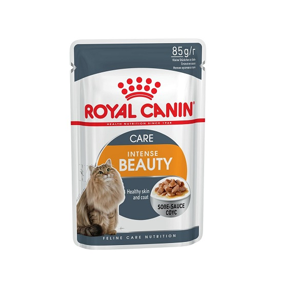 Royal Canin® Intense Beauty Care (in Gravy) - 1