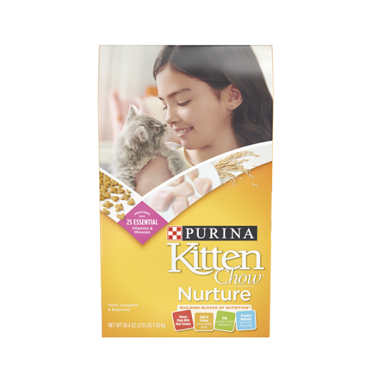 Purina Kitten Chow - 1