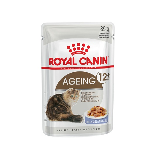 Royal Canin Ageing 12+ (in jelly) - 1