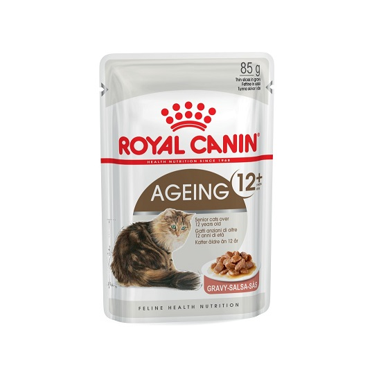 Royal Canin Ageing 12+ (in gravy) - 1