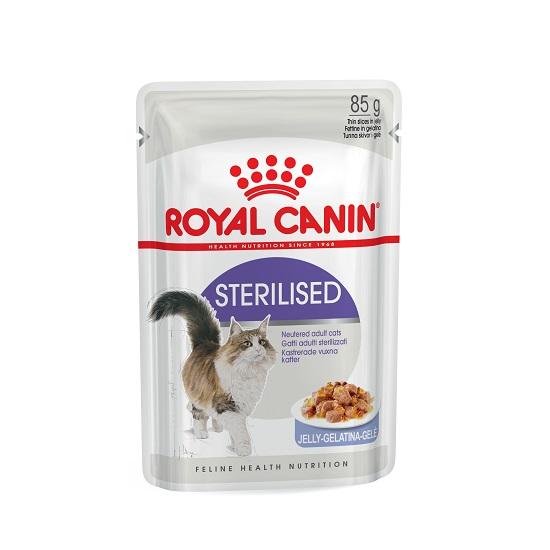 Royal Canin® STERILISED Jelly - 1
