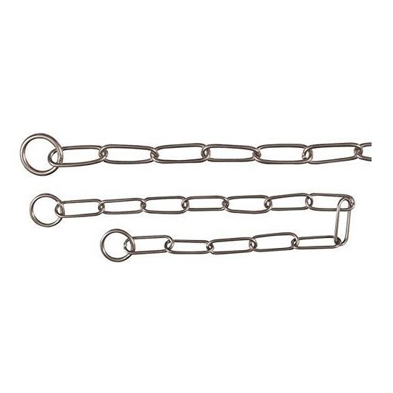 Long link choke chain - 1