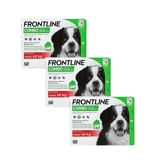 فرونت لاين® كومبو للكلاب الاكبر من 40 ك - 1
