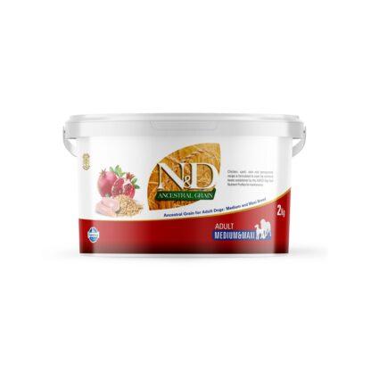 N&D Chicken & Pomegranate Medium Maxi-Adult - 3