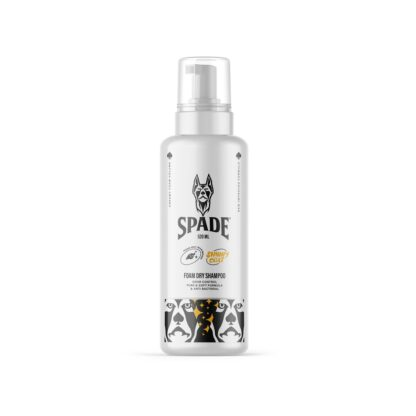 SPADE® foam dry shampoo - 1